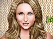 Click to Play Hayden Panettiere Makeup