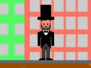 Click to Play Hey Lincoln! Dance!