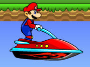 Click to Play Mario Jet Ski