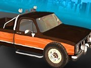 Click to Play Pickup Truck City Driving Sim