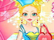 Click to Play Princess Dinner Dress Up