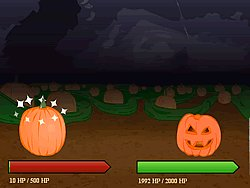 Click to Play Pumpkin Battle