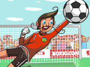 Click to Play Ragdoll Goalie