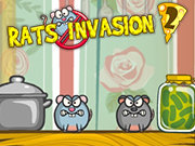 Click to Play Rats Invasion 2