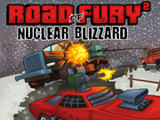 Click to Play Road of Fury 2: Nuclear Blizzard