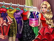 Click to Play Sery Runway Dolly Dress Up