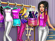 Click to Play Tris Fashionista Dolly Dress Up