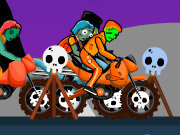 Click to Play Zombie Motocross